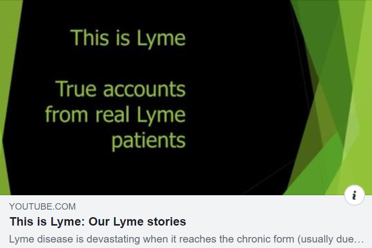 ThisIsLyme-OurLymeStories